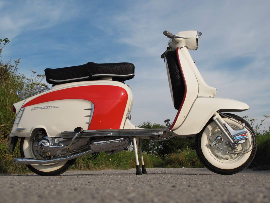 1963 Innocenti Lambretta TV175 Series 3 For Sale